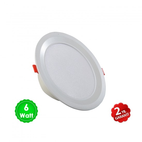 "LED SMD Downlight 3"" 6 W (ECO)"