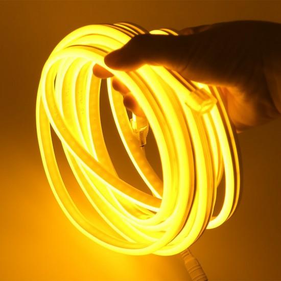LED Gold Neon